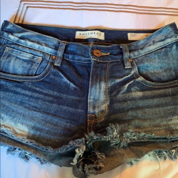 Bullhead Pants - Bullhead Denim Shorts